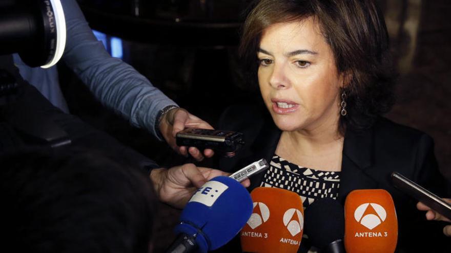 El Parlament citarà Sáenz de Santamaría, Moragas i Millo a la CAI per l'Operació Catalunya