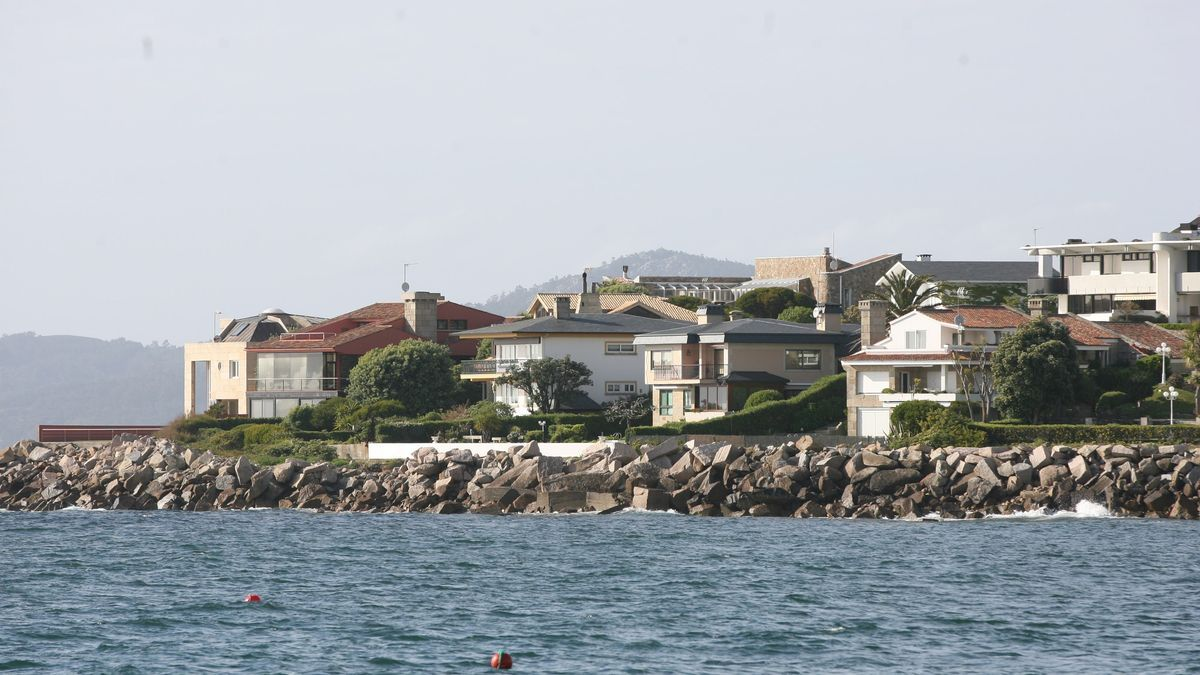 Toralla, la isla salvaje y deshabitada que se convirtió en urbanización de lujo