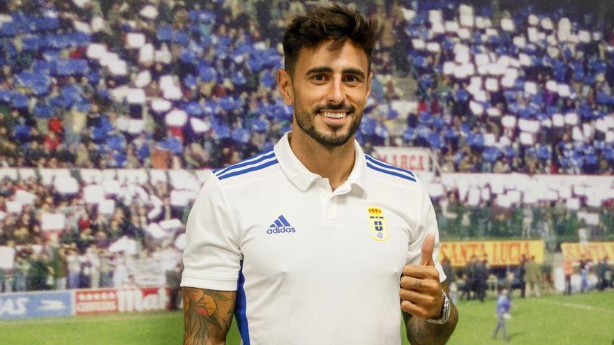 David Costas se marcha al Oviedo