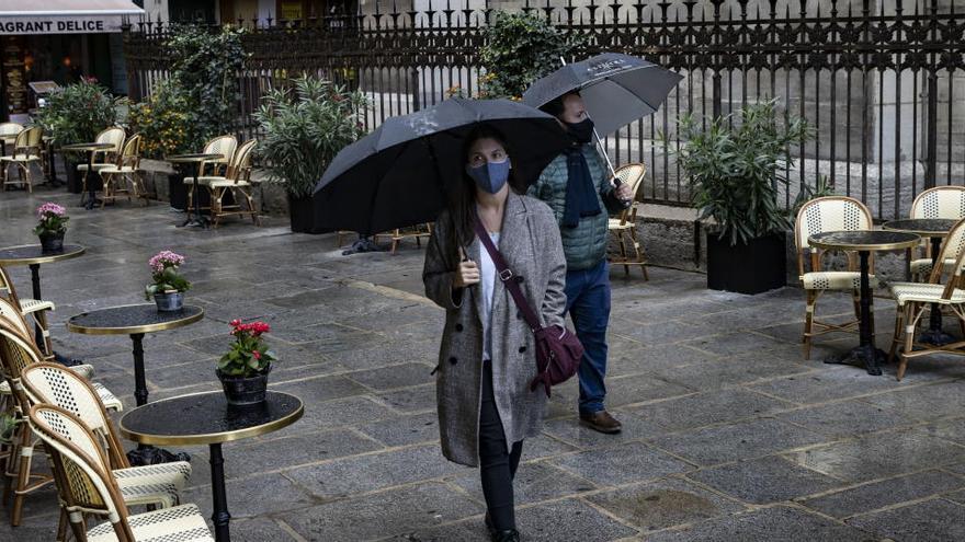 Francia registra 14.412 casos y 39 muertos en 24 horas