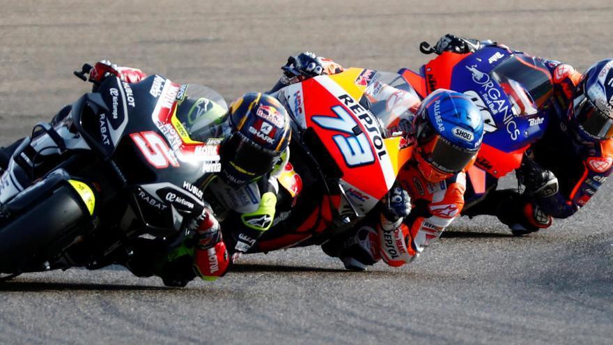 Así vivimos la carrera de MotoGP del GP de Teruel