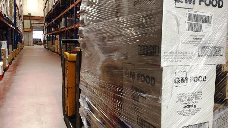 L'empresa alimentària de Vilamalla GM Food dona 70.000 euros a Càritas