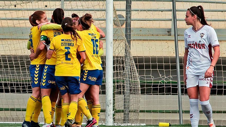El Femarguín rasca un punto en Albacete