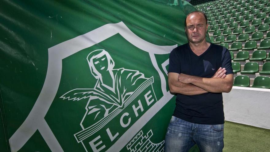 Vicente Mir liderará el ambicioso proyecto del Águilas FC
