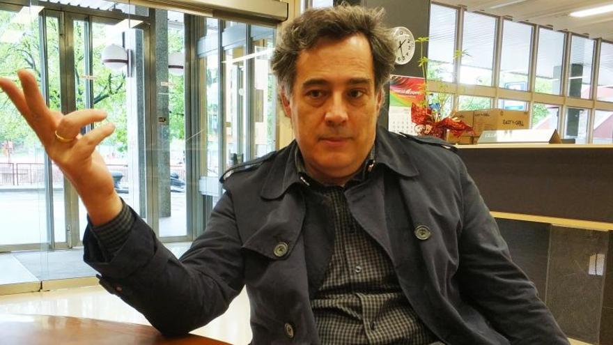 Xavier Diez diu que les esquerres han de ser «menys puristes» i aprendre del liberalisme