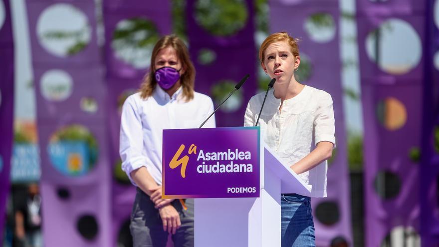 Lilith Verstrynge será la número 3 de Podemos