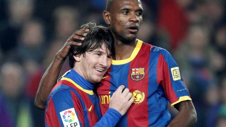 Nou incendi al Barça: Messi s'enfronta a Abidal a Instagram