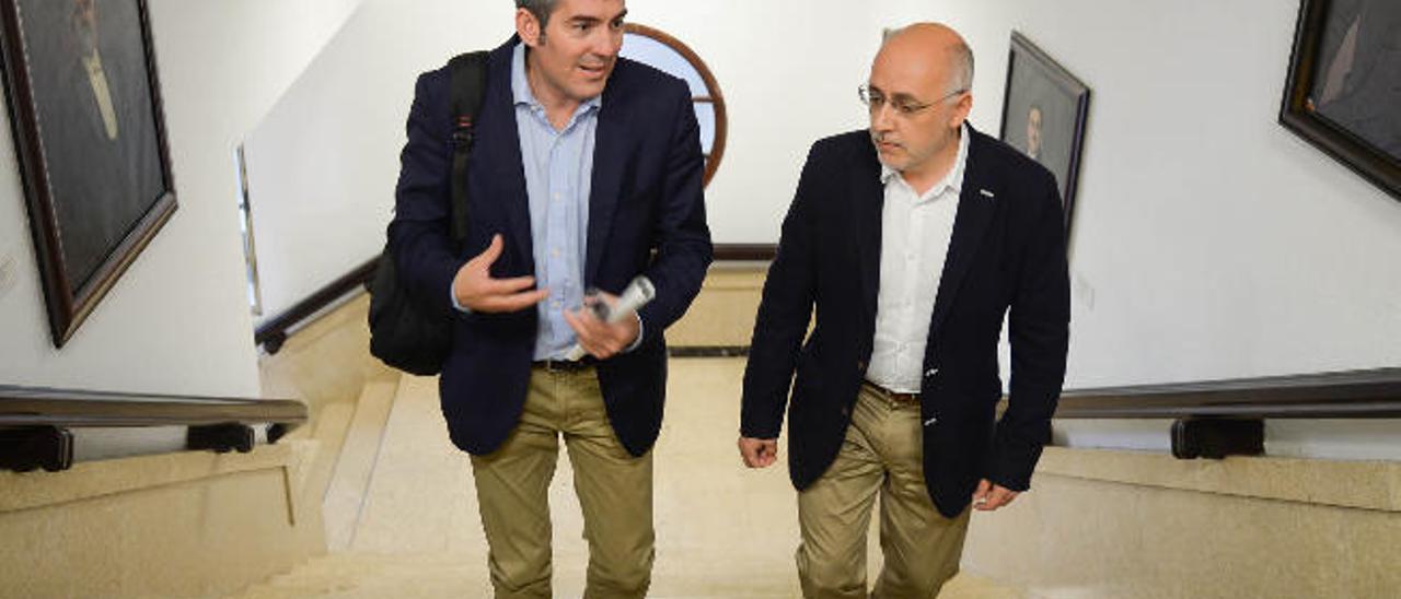 Críticas a Morales por no pactar el informe sobre desequilibrios