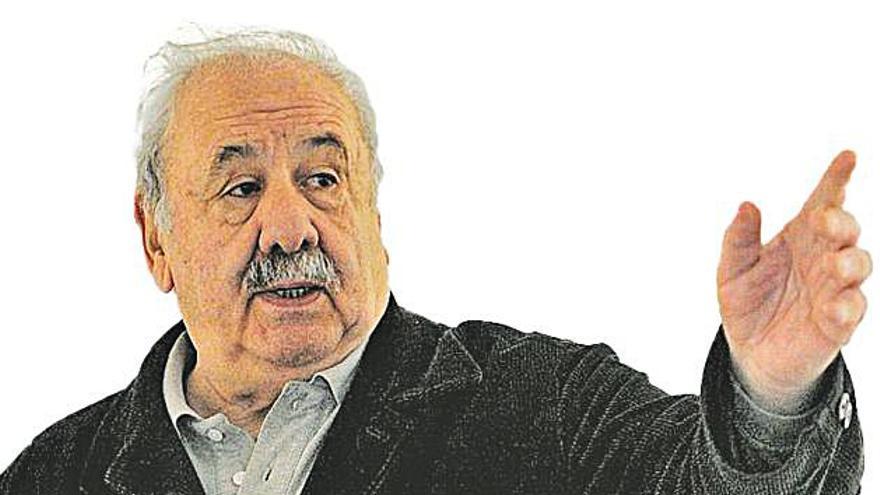 Elías García Benavides expone en una galería de Venecia