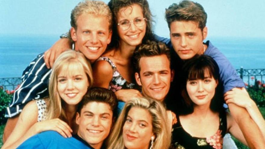 «Sensación de vivir» («Beverly Hills 90210») ressuscitarà amb el seu repartiment original