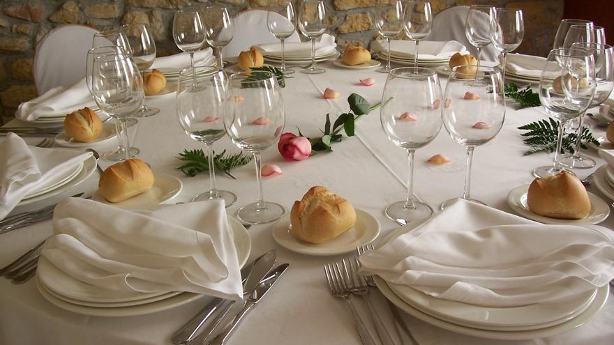 ¿Vuelven los banquetes de comunión?