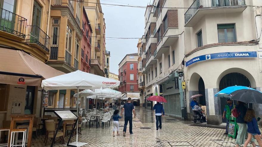 Inestabilidad en el tiempo para este fin de semana en Málaga