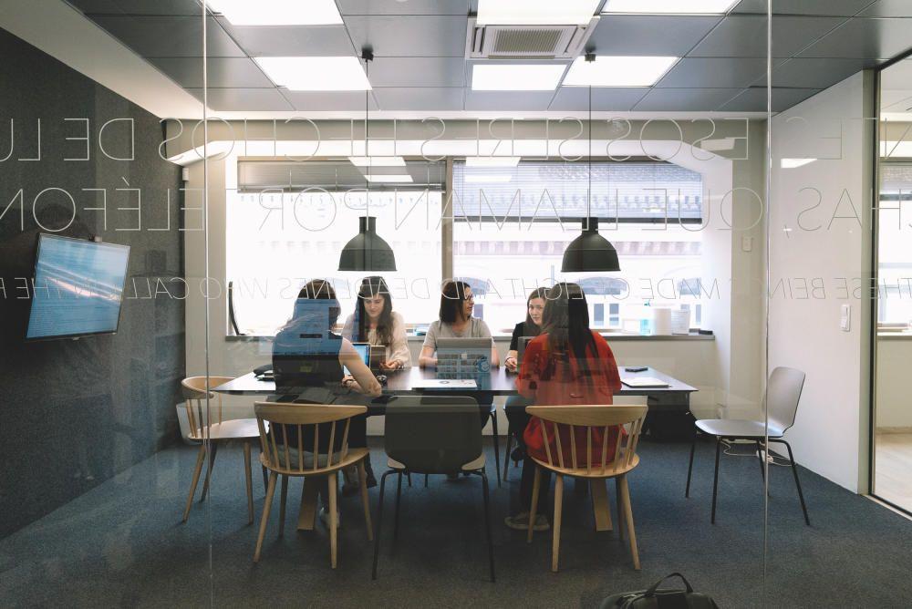 Participantes en DevWomen