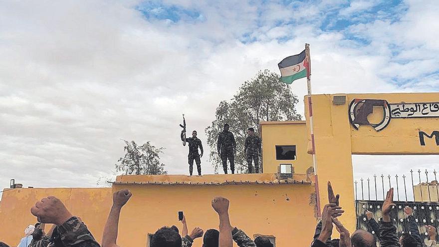 Muere un alto mando del Frente Polisario por el disparo de un dron