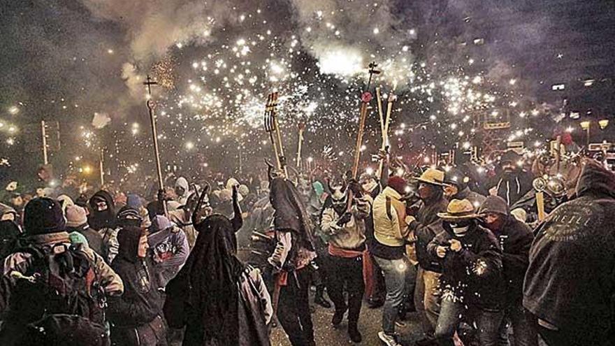 Demà és Sant Sebastià, patró de Palma, avui la revetla
