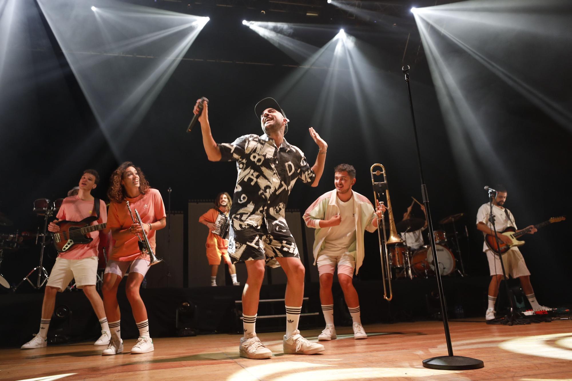 EN IMÁGENES | Así fue el concierto de Nil Moliner en San Mateo