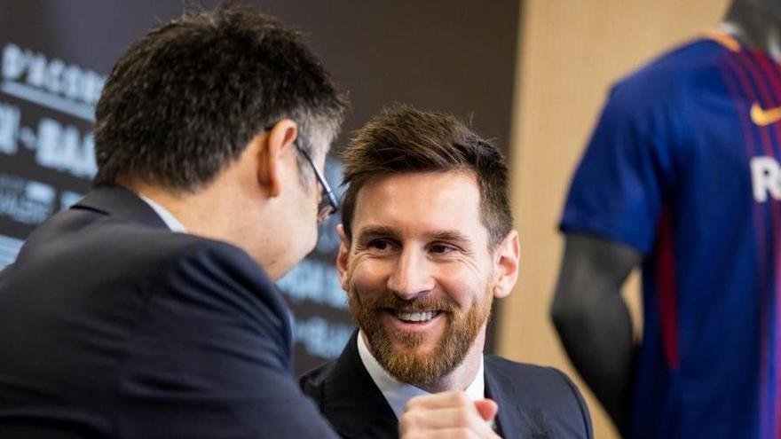 La reunión entre Bartomeu y Jorge Messi concluye sin acuerdo