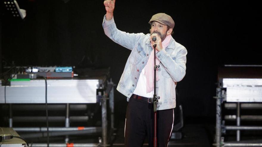 Juan Luis Guerra actuará en junio en el Estadio de Gran Canaria