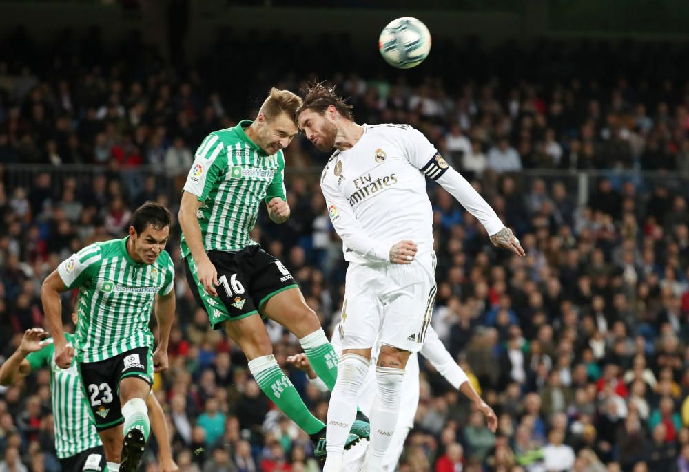 LaLiga Santander: Real Madrid - Betis.