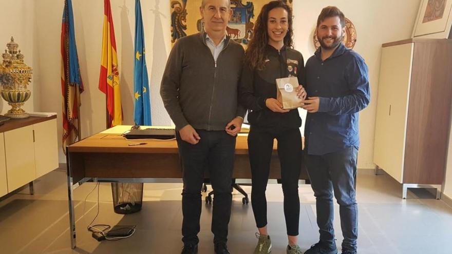 Manises recibe a la campeona Yurena Hueso