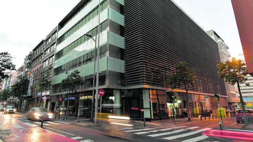 Hacienda gasta 7,7 millones en renovar un edificio que lleva vacío dos años