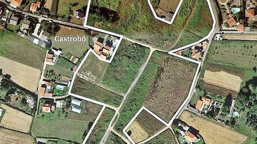 Un plan residencial en Cambre se publica en el DOG con once años de retraso