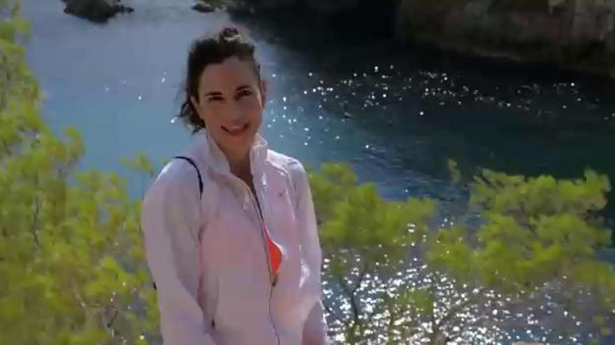 Neue Mallorca-Werbung: Julia auf Ibiza
