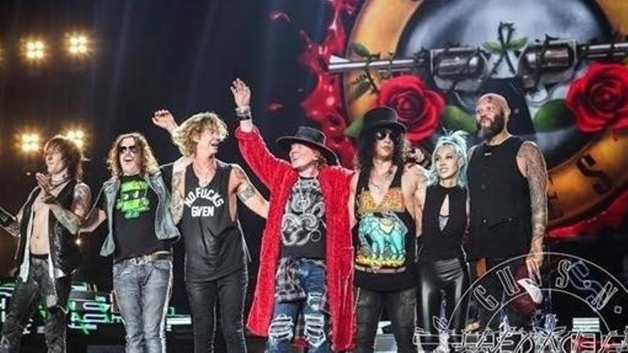 18 cosas que no sabías sobre Guns n' Roses