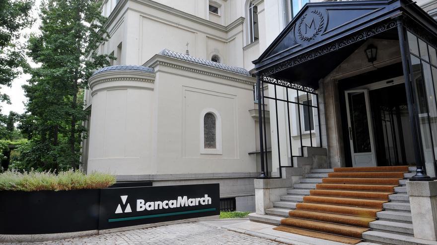 Banca March obtuvo un beneficio de 20 millones en el primer trimestre
