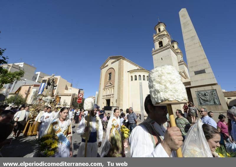 GALERÍA DE FOTOS -- Vila-real arropa a Sant Pasqual