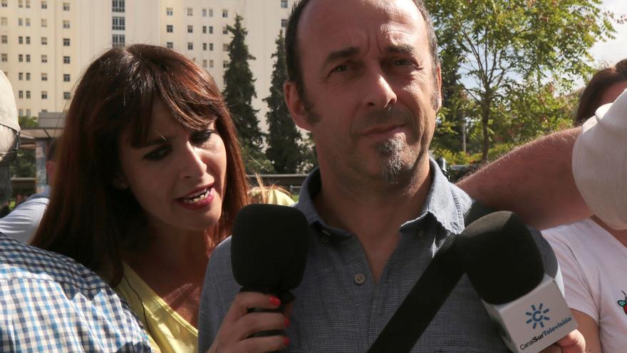 La expareja de Juana Rivas demanda a Irene Montero y a Errejón por injurias