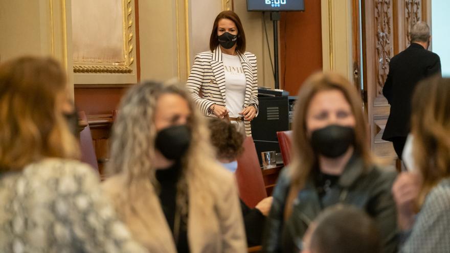 La Justicia anula la expulsión de Evelyn Alonso de Cs