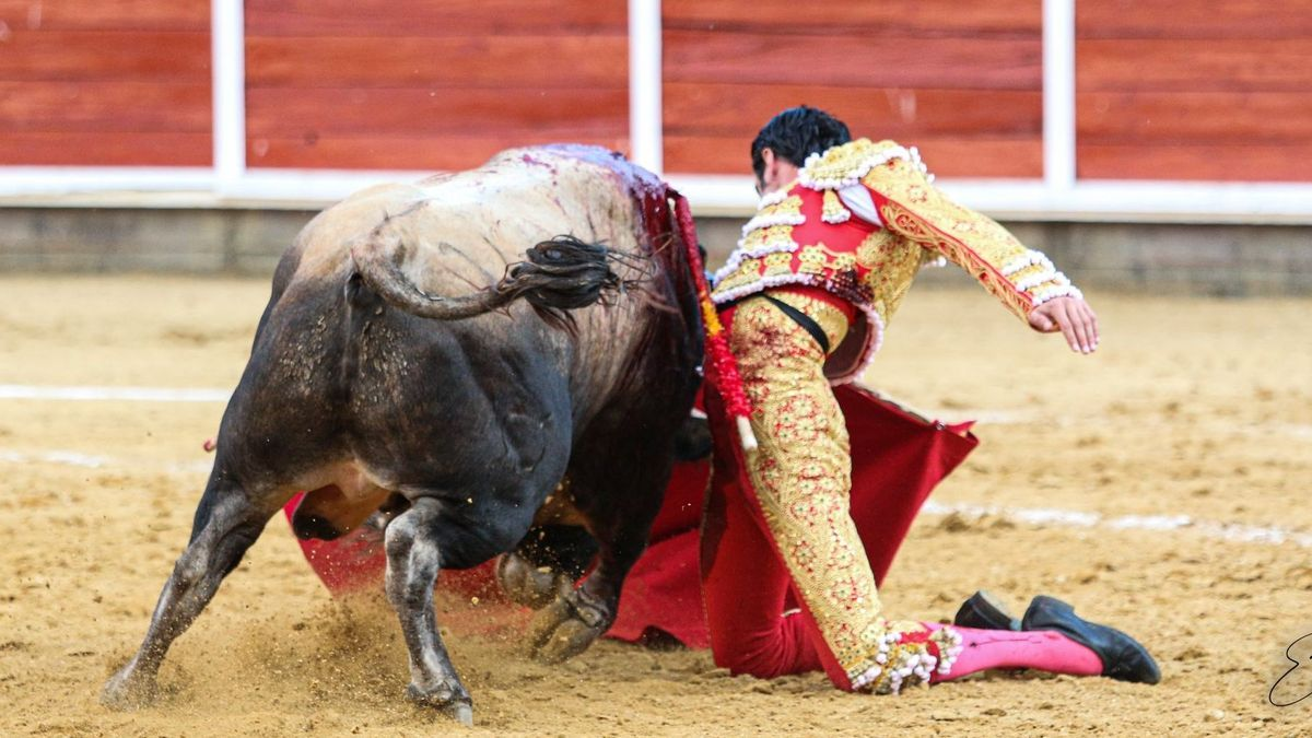 Emilio de Justo lleva un principio de temporada arrollador nada menos que con trece orejas y un rabo. ALEX ROMERO