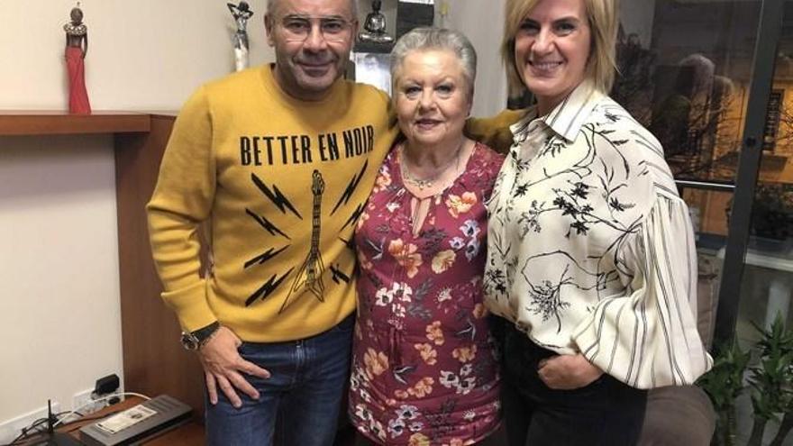 Gemma Nierga coneix avui la família i els secrets de Jorge Javier Vázquez
