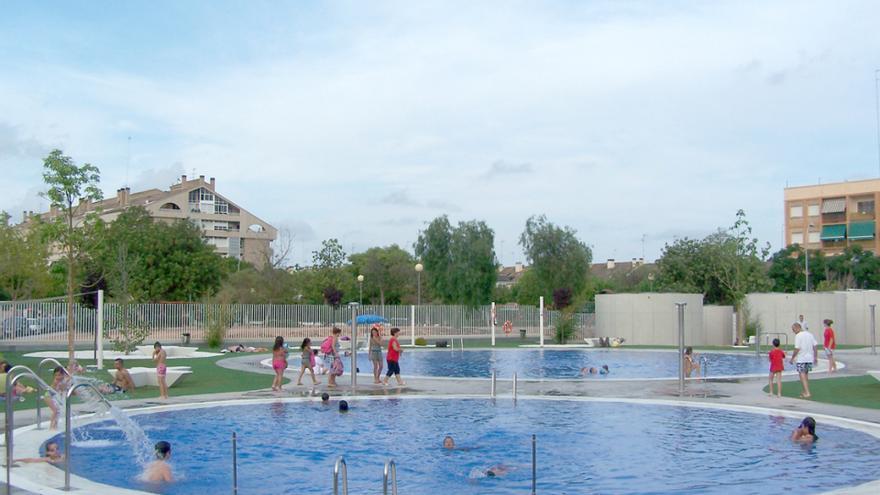 La piscina de verano de Godella abre sus puertas el próximo 25 de junio