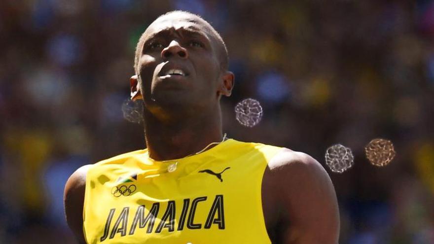 ¿Qué días y a qué hora corre Usain Bolt?