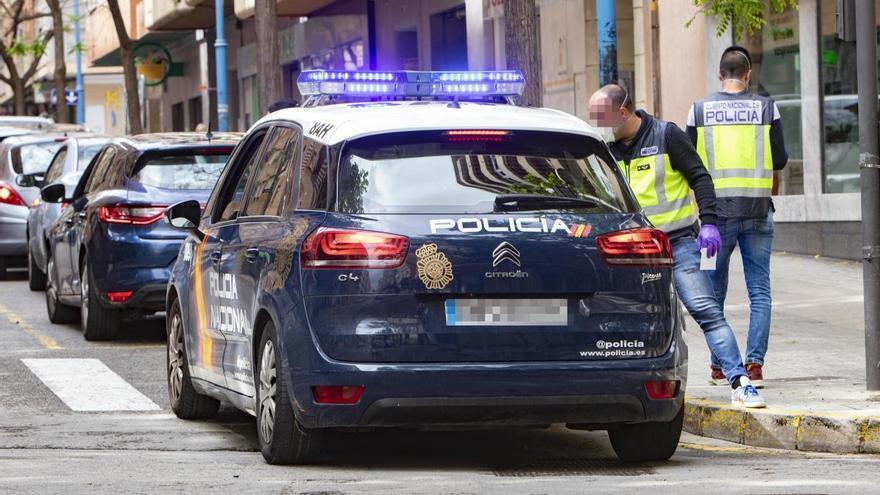Un hombre incendia el piso de su exnovio en València tras romper la relación