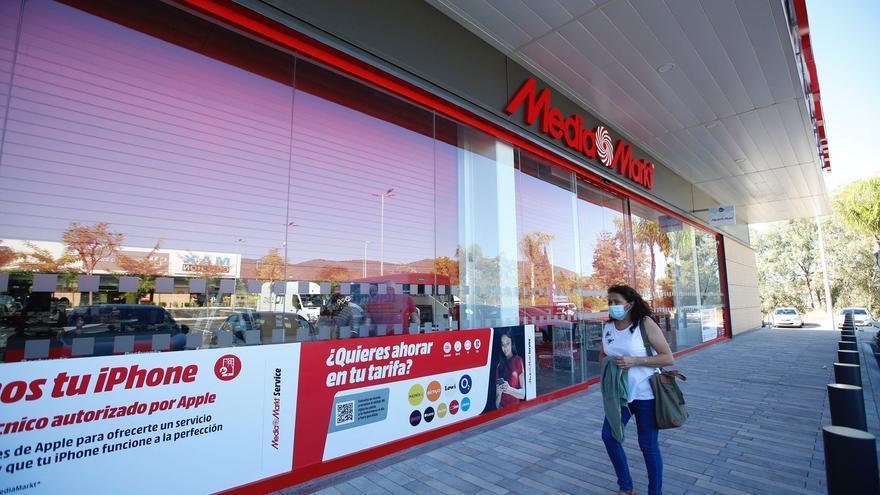 MediaMarkt abre nueva tienda en Córdoba en el centro comercial Los Patios de Azahara