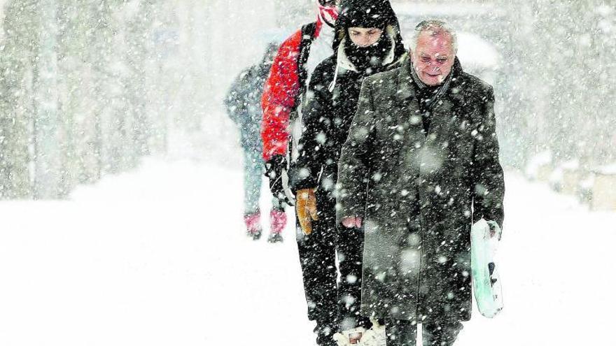Hipotermia: el enemigo cruel de las fechas invernales