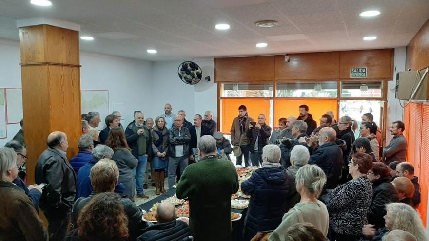 Carlos Carrizosa inaugura la nova oficina d'atenció al ciutadà de Cs Figueres