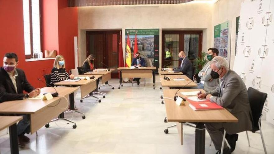 La semana que viene arrancará la comisión de investigación de las vacunas en Murcia
