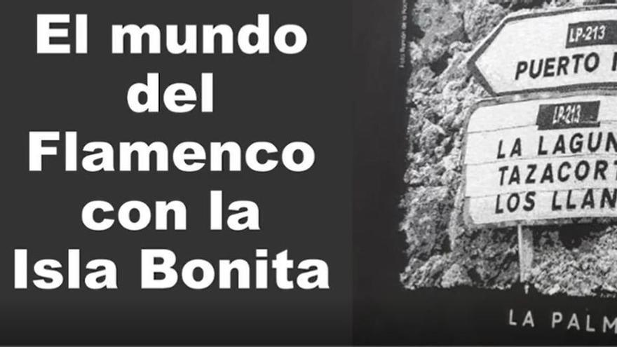 El mundo del flamenco con La Palma