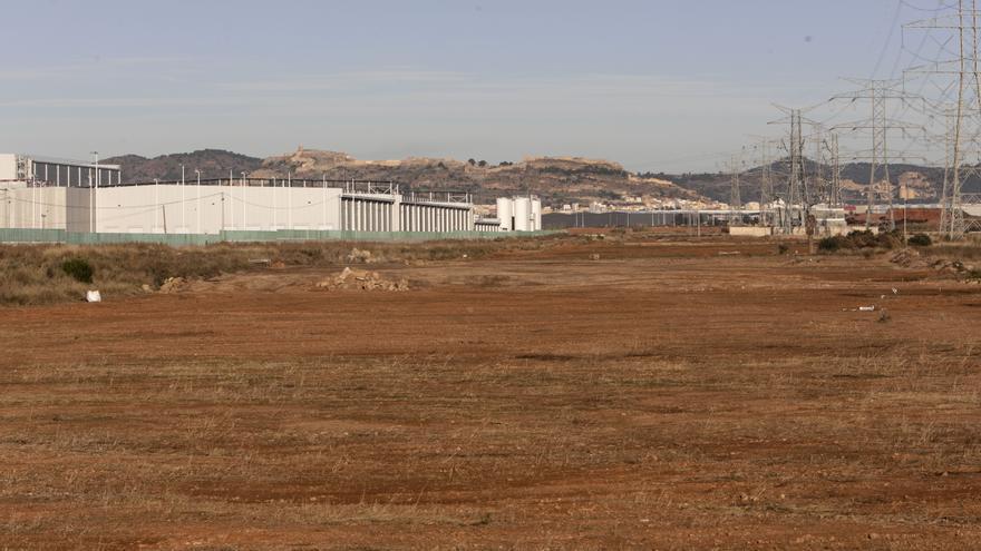 Nuevo avance en las obras del tren al puerto de Sagunt