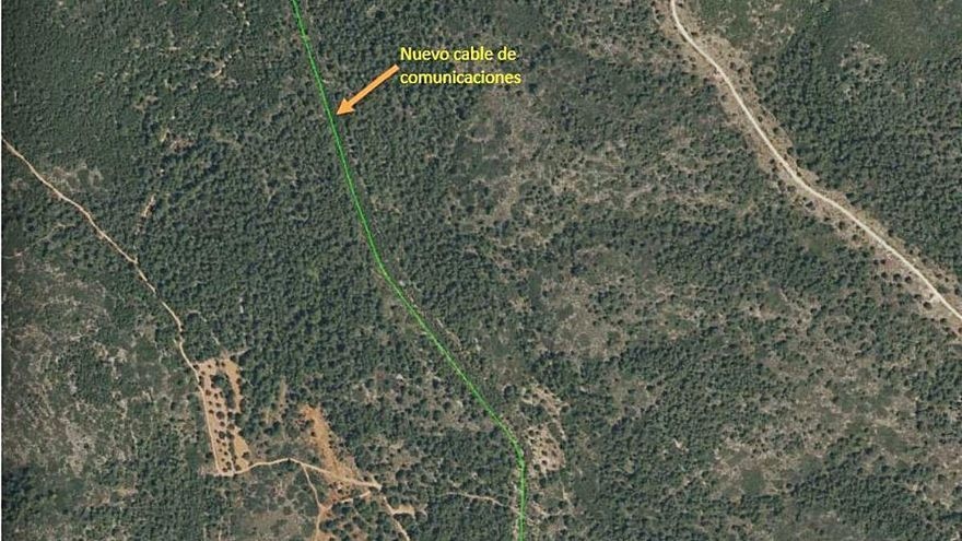 La mejora de seguridad  del gasoducto Paterna-Montesa afecta a 75 km