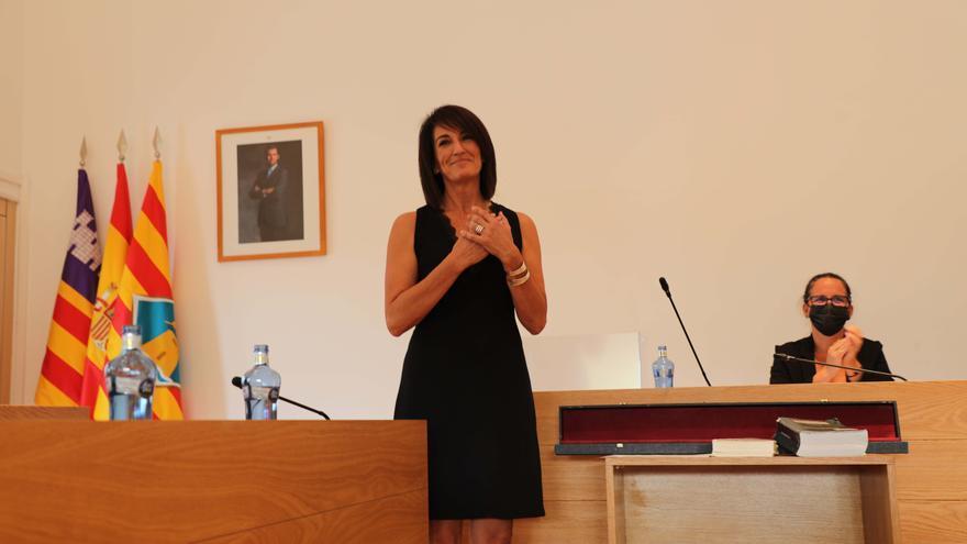 Ana Juan, elegida nueva presidenta del Consell de Formentera con el apoyo del PSOE y de GxF