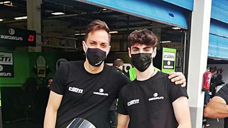 Fermín Aldeguer logra dos triunfos en el estreno del FIM CEV Repsol y se coloca líder