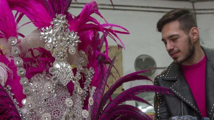 Con la ilusión intacta por seguir reinando en el carnaval