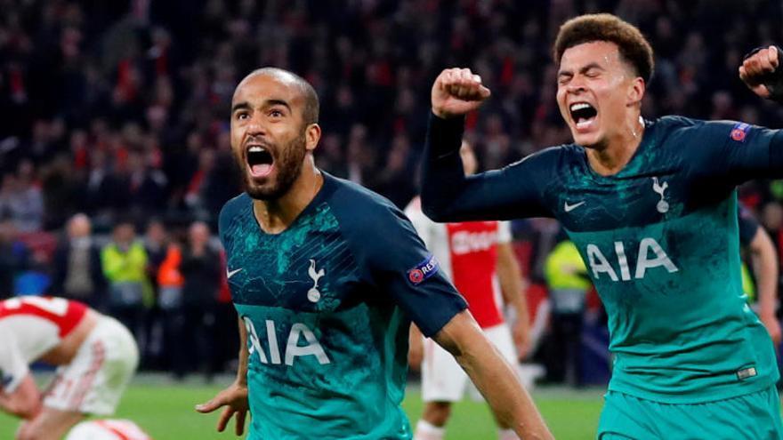 El Tottenham rompe el sueño del Ajax de la forma más cruel
