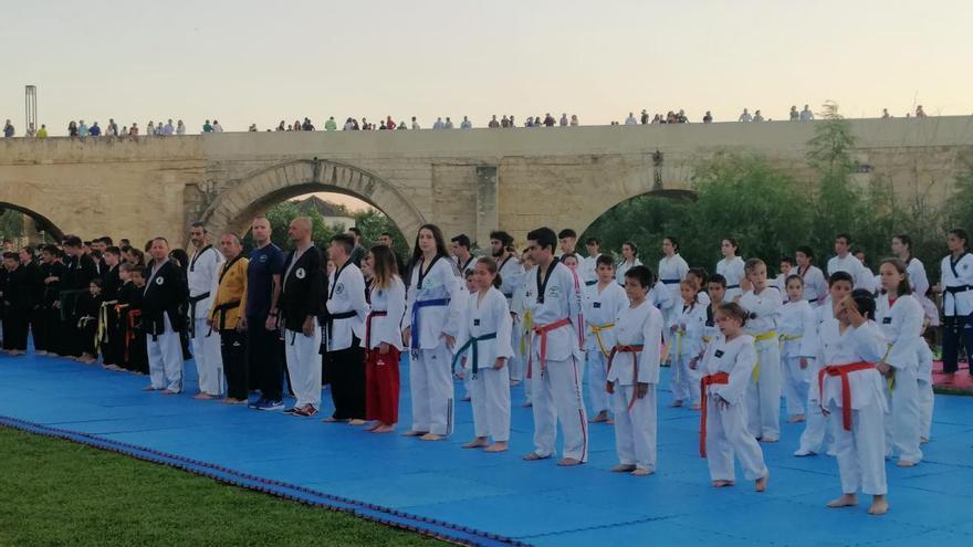 Más de 250 deportistas cordobeses participan en  Ríomundi