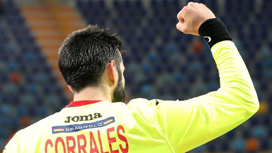 Corrales tumba a Noruega y conduce a España a las semifinales seis años después